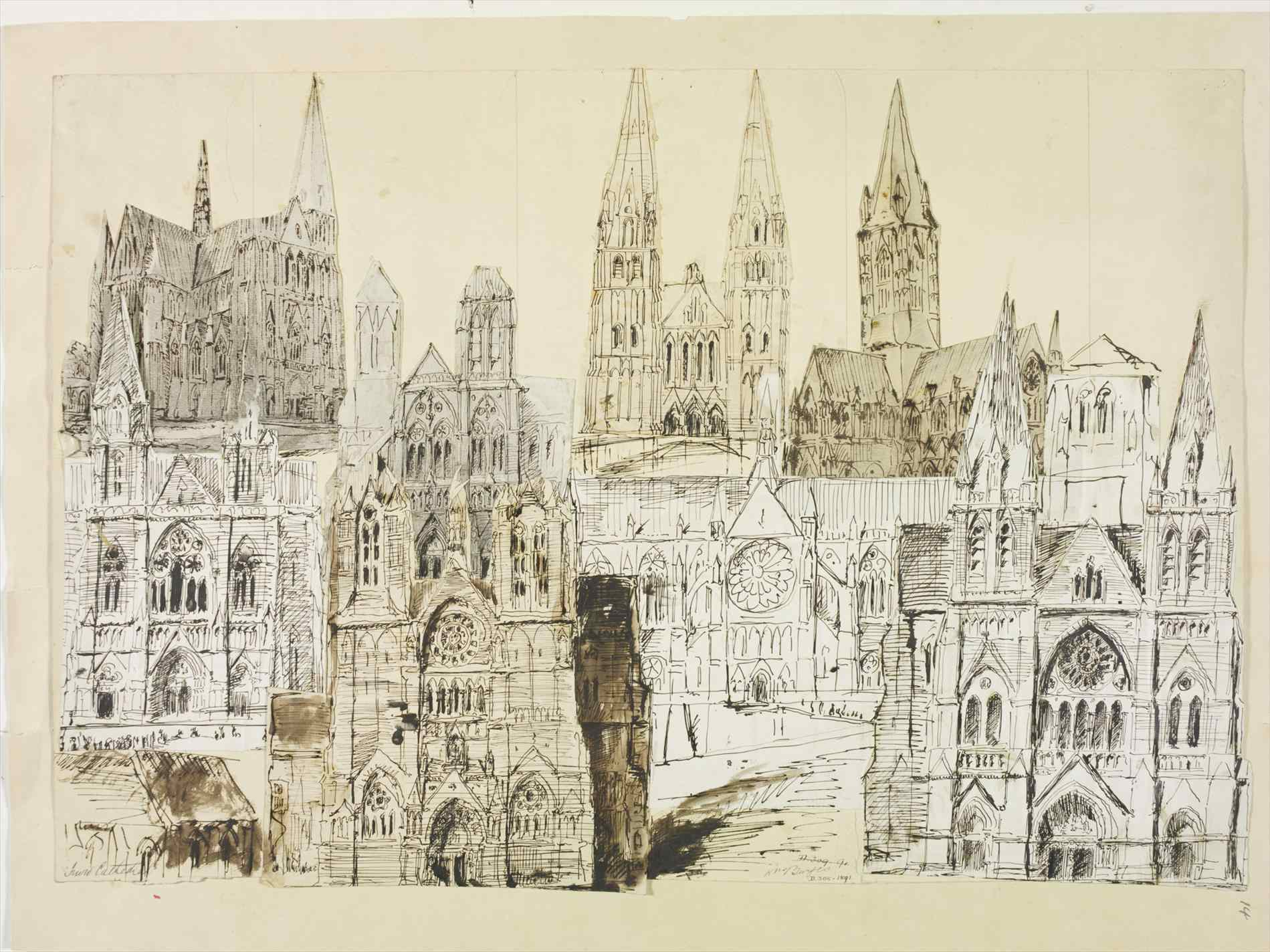 1899x1424 Landscape Drawing In Pencil Pdf Famous Landscape Pencil Drawings