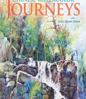 350x400 Chinese Watercolor Journeys With Lian Quan Zhen Pdf Art Paint