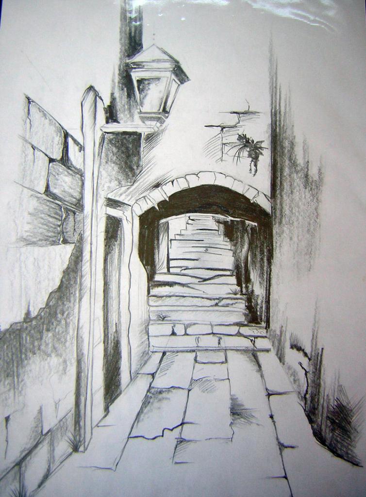 754x1024 drawing landscapes in pencil tag pencil sketch landscape pdf