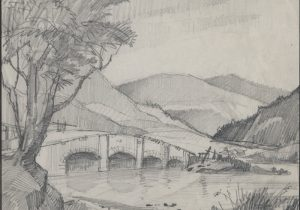 300x210 Pencil Sketch Of Landscape Pencil Drawing Tutorial How To Draw