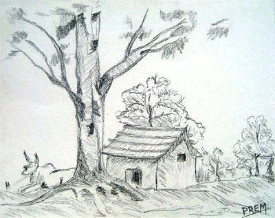 400x317 landscape sketching for beginners †theaffluencenetworkbonus club