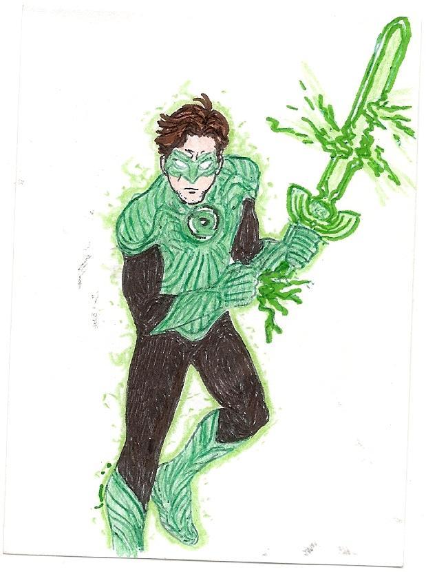 619x830 Green Lantern 2814 By Draw 29