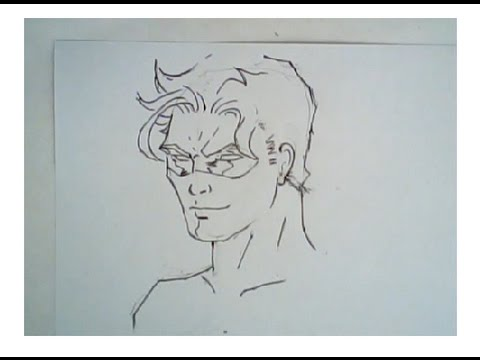 480x360 How To Draw Faces (Green Lantern, Ep 31)
