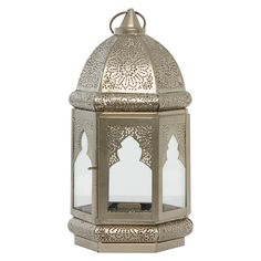 236x236 Copper Effect Lantern Lamp Lantern Lamp, Asda And Ranges