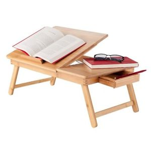 300x300 Laptop Table Desk Stand Notebook Tray Lap Folding Bed Drawing