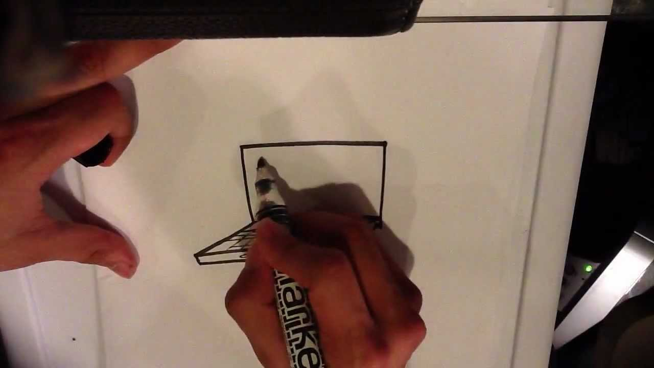 1280x720 How To Draw A Laptop Computer