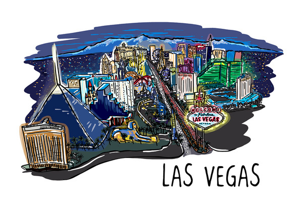 600x400 Las Vegas, Nevada