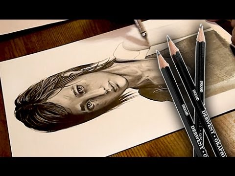 480x360 Drawing Ellie From The Last Of Us