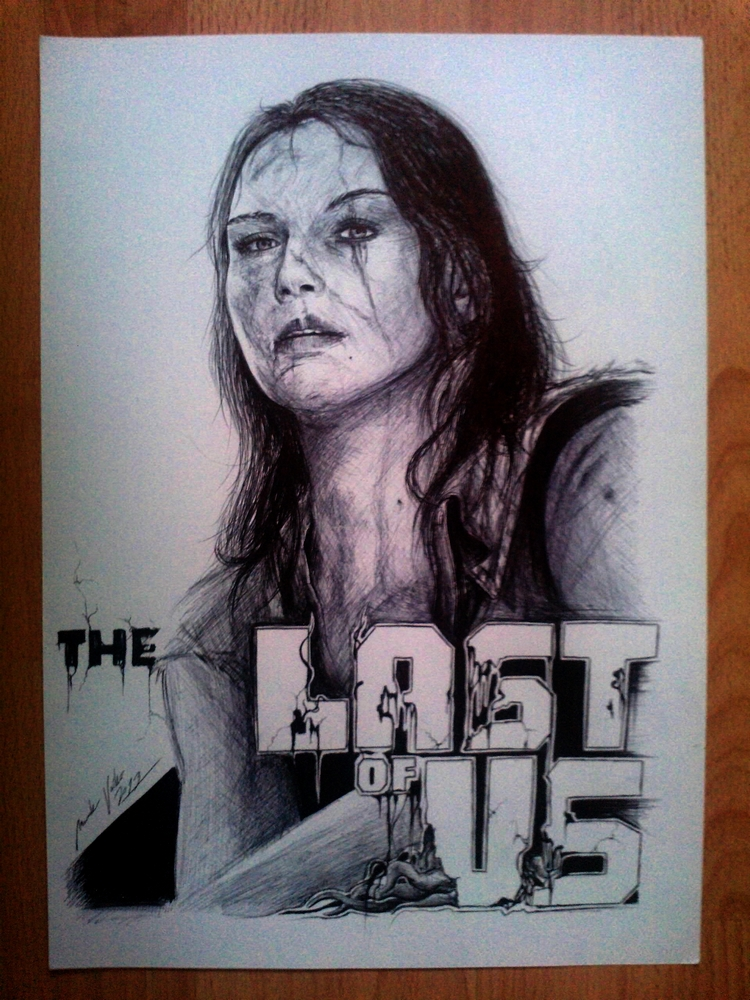 750x1000 The Last Of Us