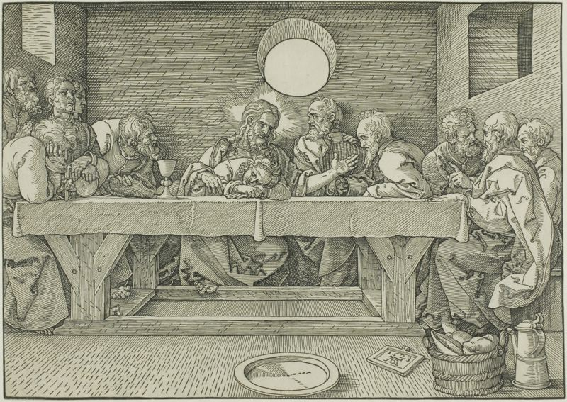800x567 The Last Supper, 1523