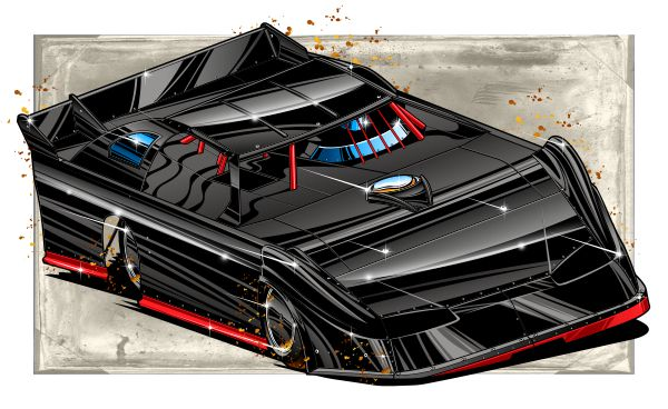 600x368 Late Model 01252012 By Bmart333