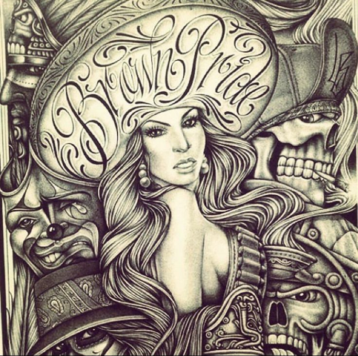 736x733 255 Best Chicano Art Images On Mexicans, Arte Mexicano