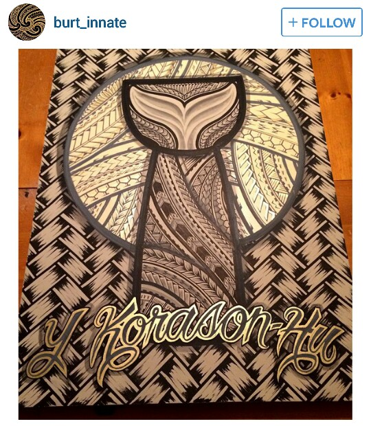 540x620 Polynesian Tribal Latte Stone .would Make A Great Tattoo