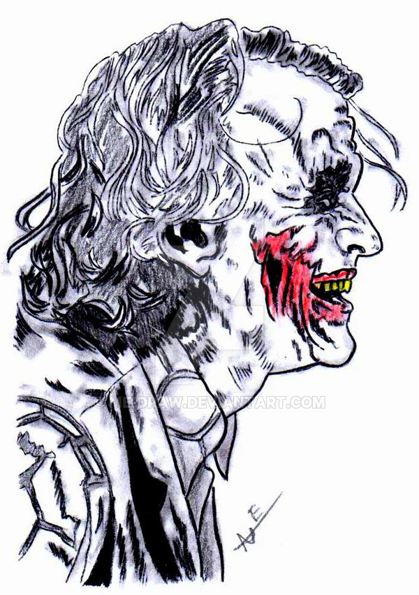 600x852 The Joker (Laughing) By Me Draw