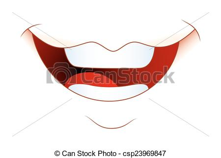 450x323 Laughing Mouth Expression. Laughing Cartoon Mouth Expression