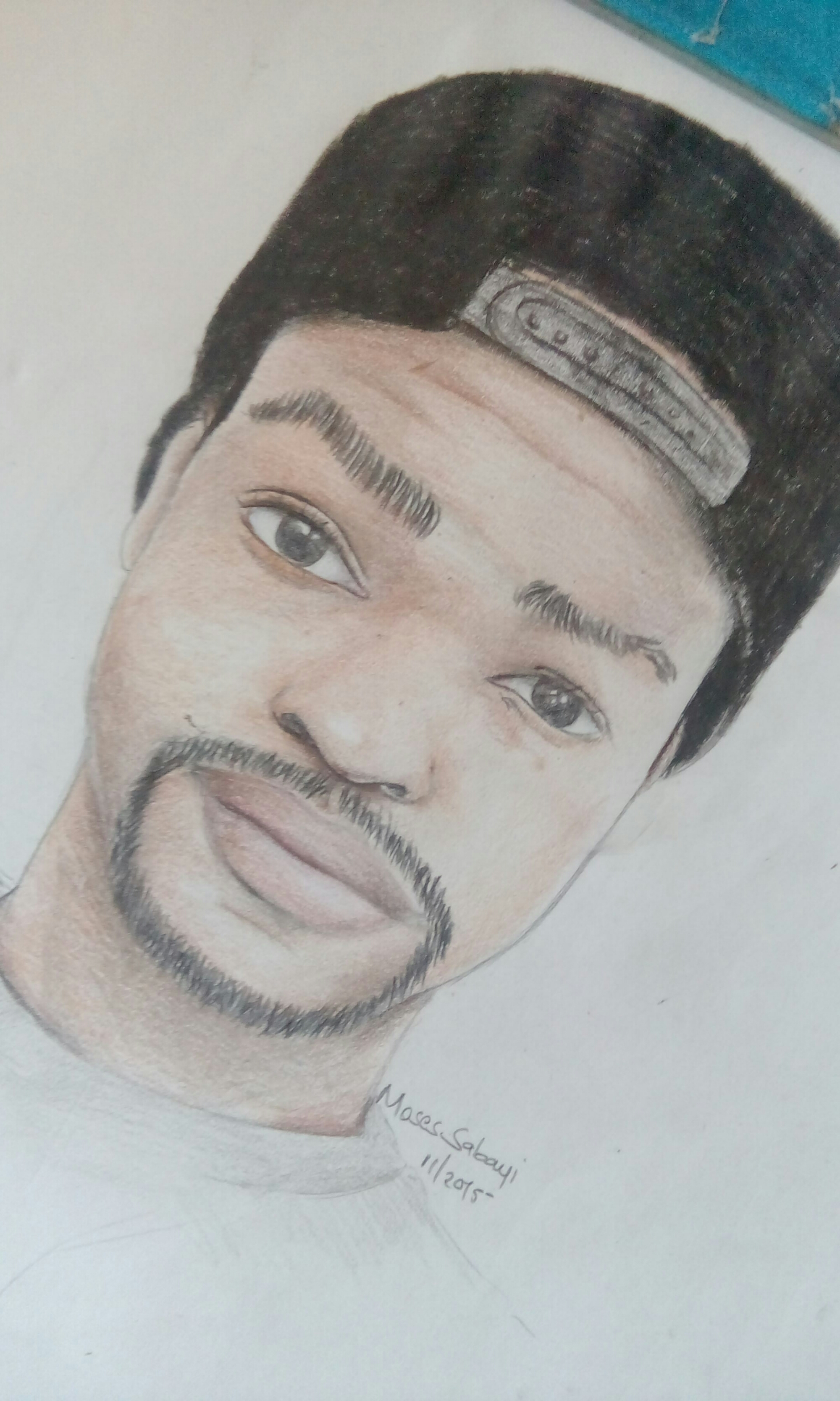 2000x3333 Drawing Kingbach(About Laughter) Artmoses