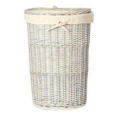 236x236 Faux Rattan Laundry Basket 60 Litres Amazon.co.uk Kitchen Amp Home
