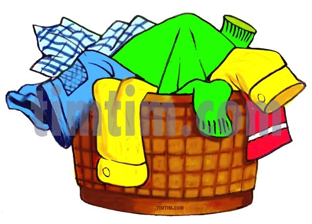 640x460 Free Drawing Of Laundry Basket From The Category Building Home