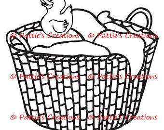340x270 Laundry Basket Etsy
