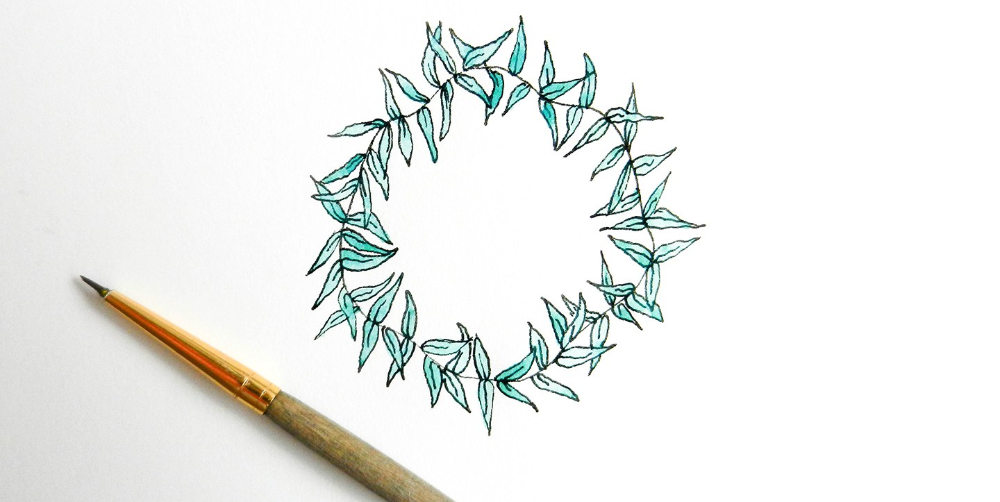 1440x723 Ways To Draw Laurel Wreaths The Postman's Knock