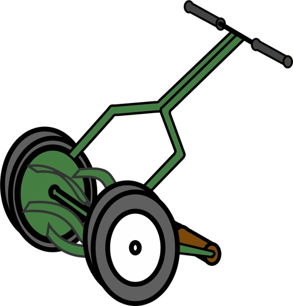 Lawn mower drawing at getdrawings free for personal use lawn 574x600 cartoon push reel lawn mower free vector in open office drawing publicscrutiny Image collections