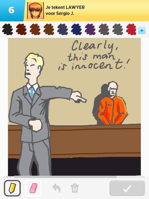 500x667 Lawyer Drawings