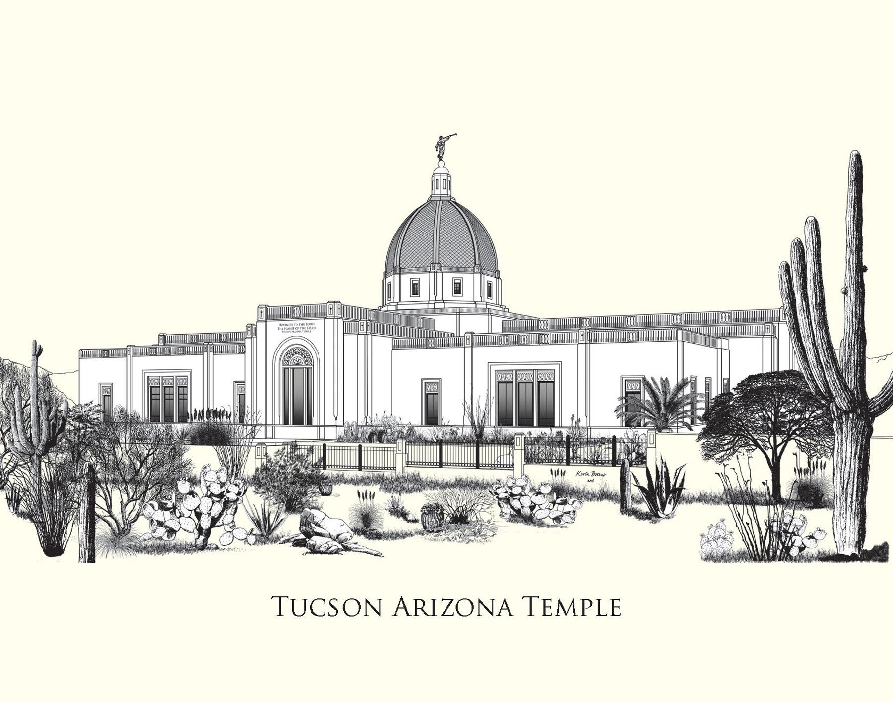 1800x1416 Tucson Temple, Temple Photos, Lds Temple, Mormon Temple, Kevin Boerup
