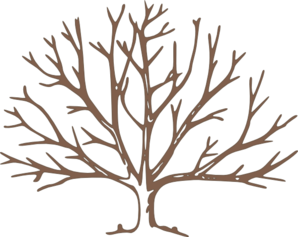298x237 Bare Tree Clip Art Brown Bare Tree Clip Art