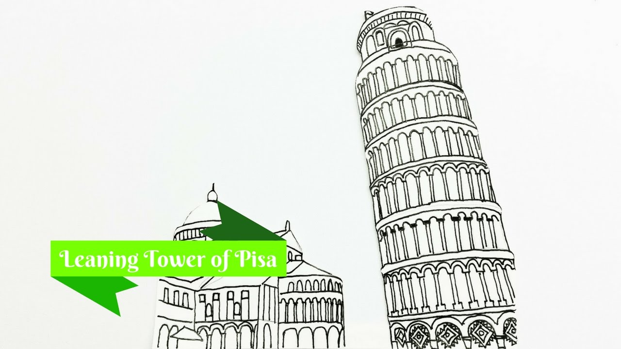 1280x720 Leaning Tower Of Pisa