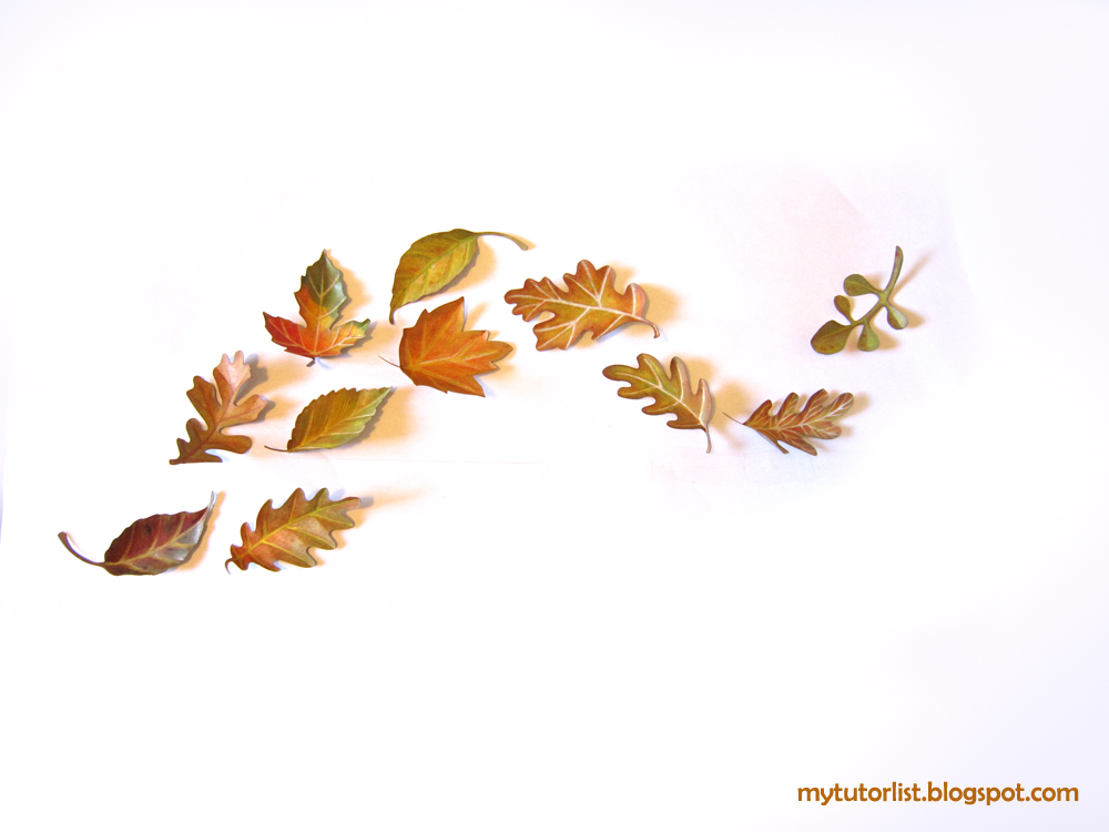 Leaves Blowing In The Wind Drawing at GetDrawings.com ...