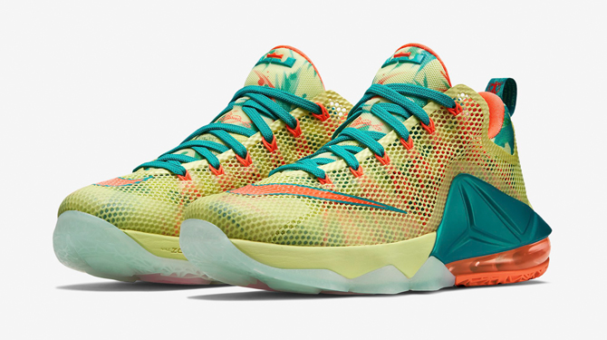 670x375 Lebronold Palmer' Nike Lebron 12 Lows Releasing Soon Sole Collector