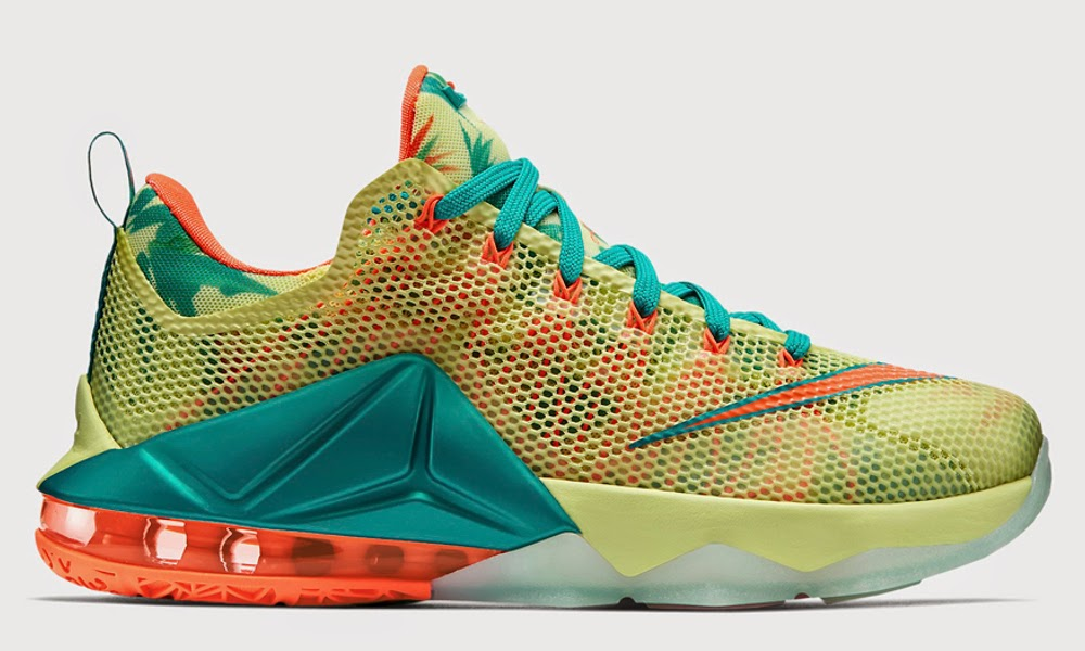 1000x600 Lebronold Palmer Nike Lebron 12 Low Coming Out Soon! Nike