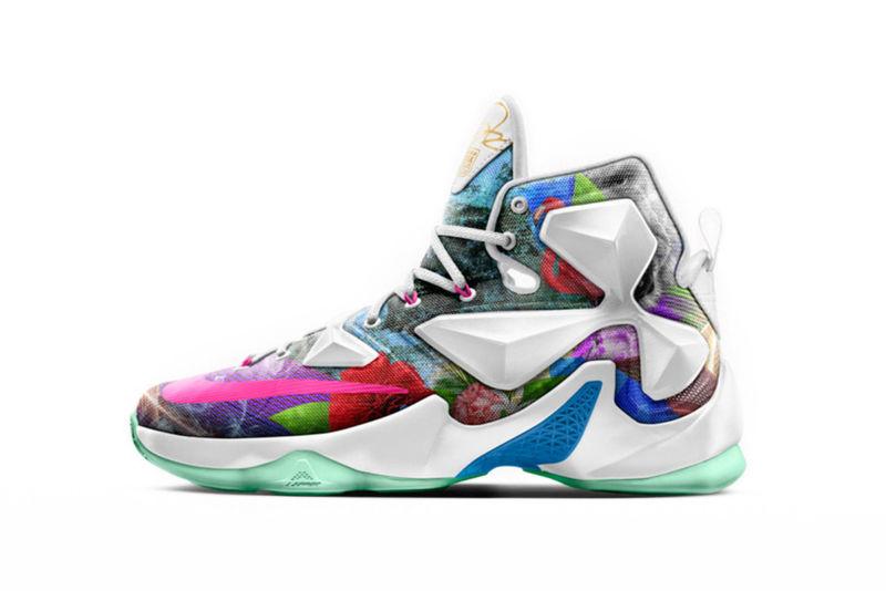 800x534 Milestone Basketball Sneakers Lebron James