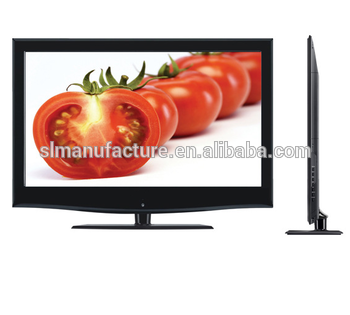 350x315 32 Inch Wire Drawing Black Color D Led Tv For Hotel 32 Inch