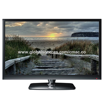 360x360 China 32 Led Tv With Dual Channel Speaker, Cabinet With Wire
