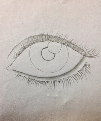 401x480 Drawing Realistic Sketchings How To Draw A Realistic Eye