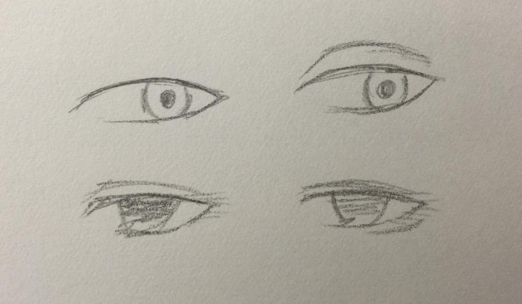 1024x597 How To Draw Different Eyes Tutorial Anime Amino