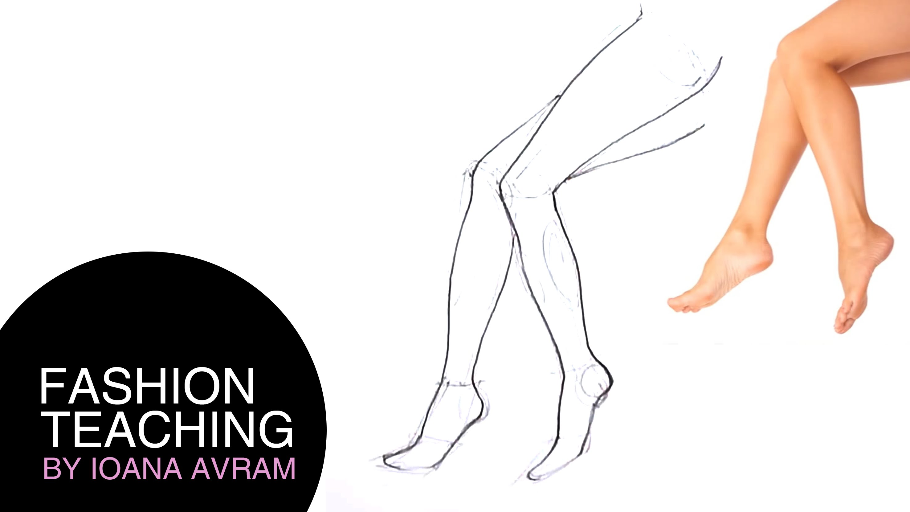 2953x1661 How To Draw Legs For Beginners