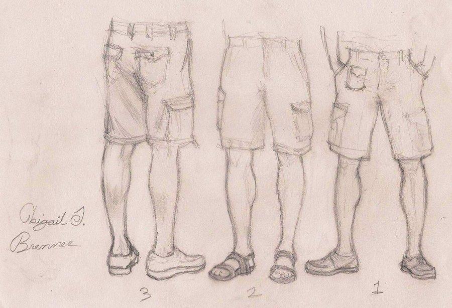 900x614 Male Leg Practice By Lifeupsidedown