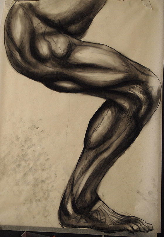 560x809 Muscles Of The Fun! Jackie Lo Art