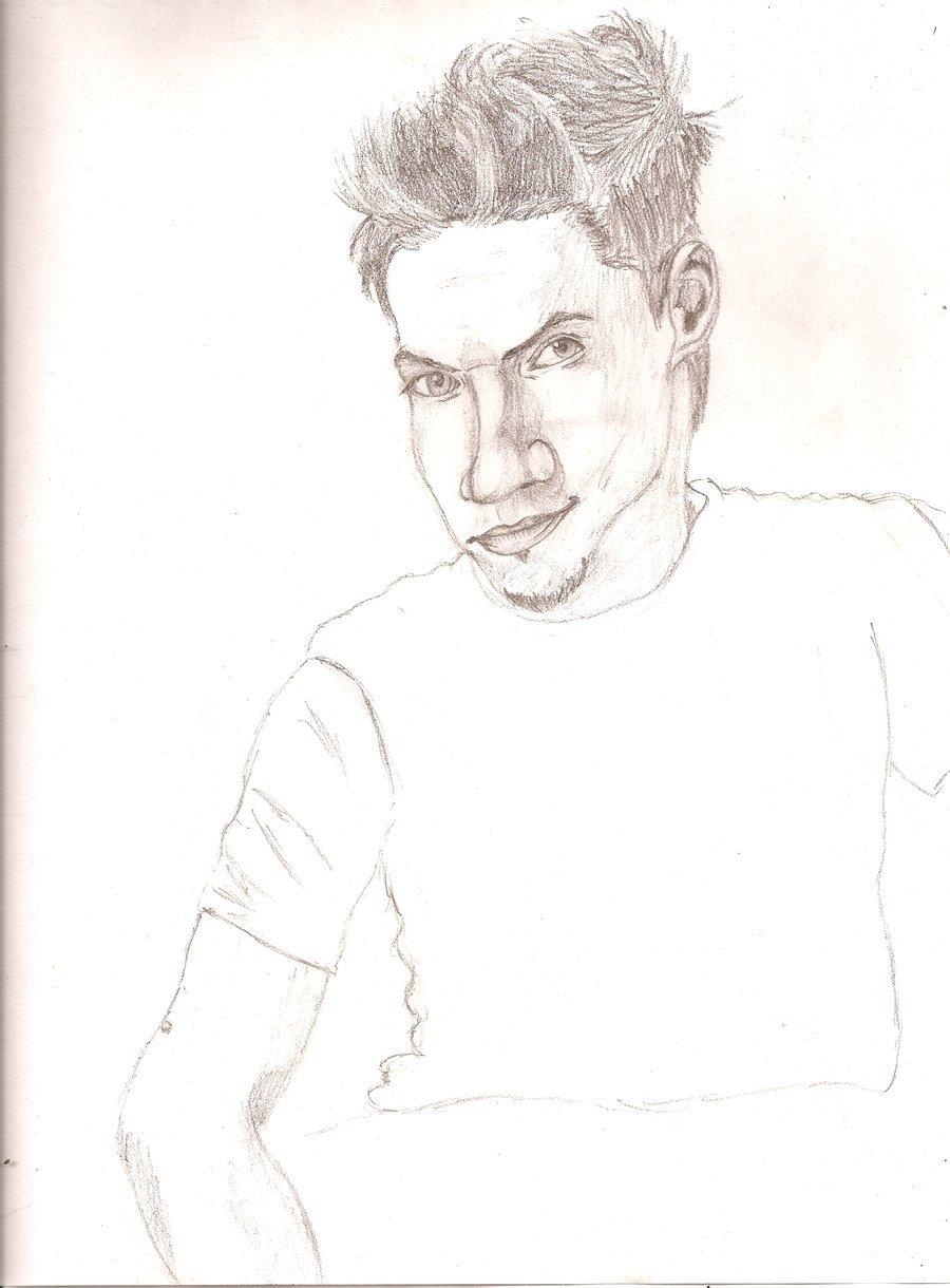 900x1220 Bboy Legacy Drawing By Mercermz