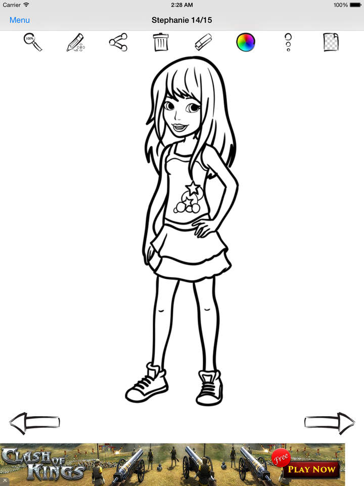 720x960 Learn How To Draw Edition For Lego Friends
