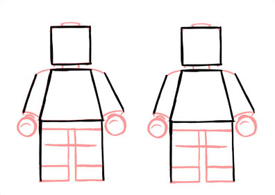 396x281 How To Draw Lego Star War Characters. Lego School