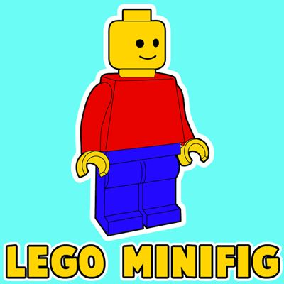 Lego People Drawing at GetDrawings.com | Free for personal use Lego ...