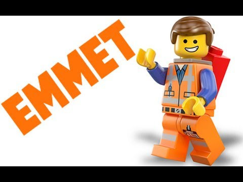 480x360 How To Draw Emmet From The Lego Movie
