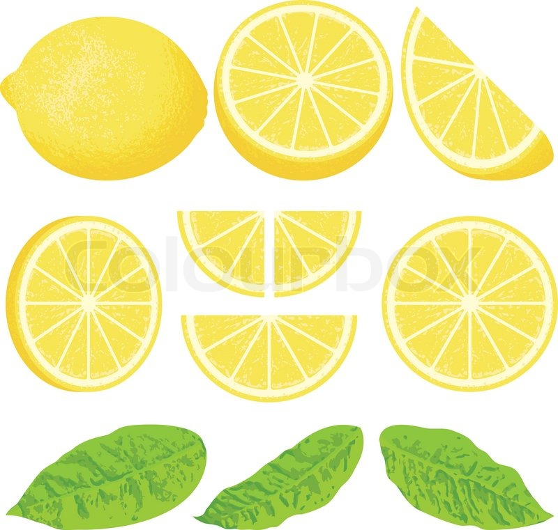800x761 A Whole Lemon And Slices