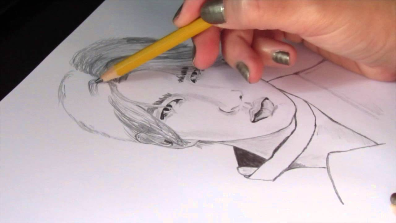 1280x720 Drawing Vixx's Leo, Step By Step