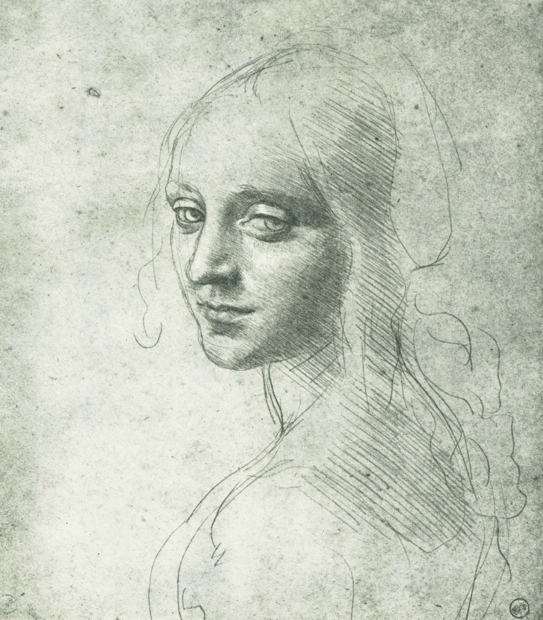 1854x2118 Could Leonardo Da Vinci Draw, Really Artamaze By Katherine Hilden
