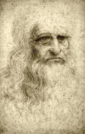 273x431 Leonardo Da Vinci Drawings