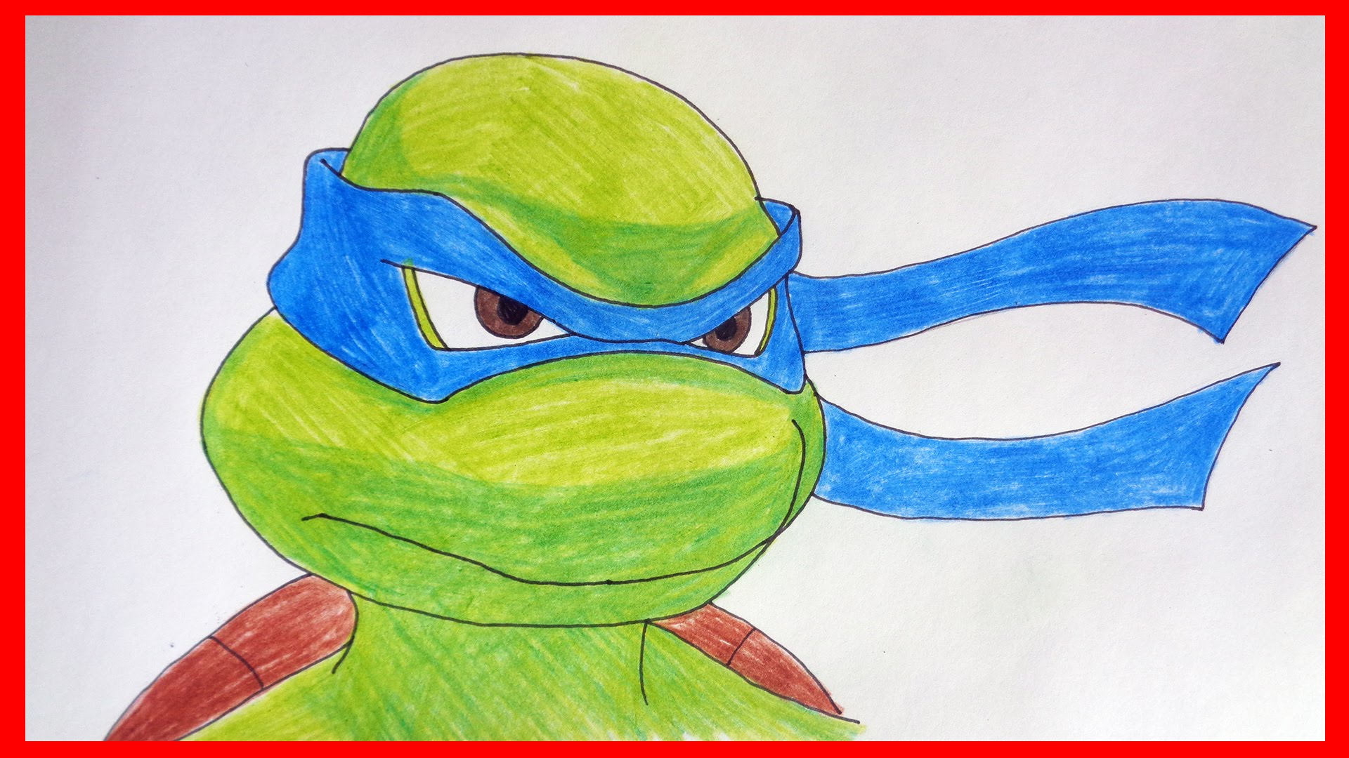 leonardo ninja turtle drawing at getdrawings com free for personal